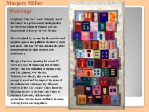 Margery Miller 1